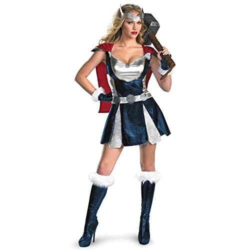 Huoduoduo Halloween Party Role-Playing, Raytheon Stage Costume, European and American Popeye Women's Wear, Sexy -