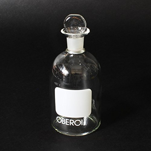B.O.D Bottle with Stopper, 300 mL by Oberoi Laborglas