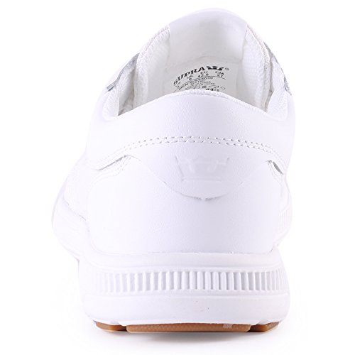 SupraHammer Run - Zapatillas de Deporte Unisex adulto Blanco - White White