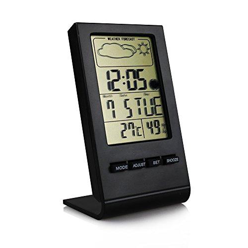 Fineed Humidity Temperature Monitor Calendar