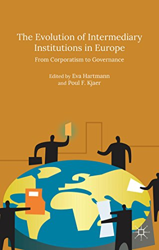 Download The Evolution of Intermediary Institutions in Europe: From Corporatism to Governance Pdf