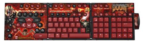 Ideazon Gaming Keyboard - Ideazon Zboard Doom 3 Keyset
