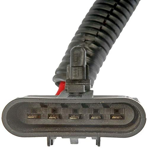 QIAN-QIAN Transfer Case Shift Motor OE# 88962312 For Chevy GMC Silverado Sierra 2003-07 (4wd Transfer Case Position Sensor Selector Switch)