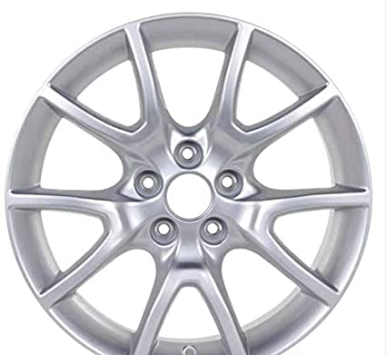 Dodge Dart Tire Size >> Amazon Com New 17 X 7 5 Alloy Replacement Wheel For Dodge Dart