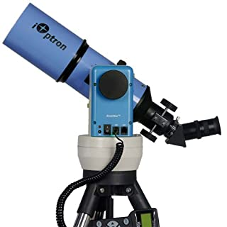 iOptron SmartStar-A-R80 8602B GPS Computerized Telescope with Dual AltAz/EQ Mount (Astro Blue) (B0023RRD3K) | Amazon Products