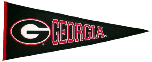 NCAA Georgia Bulldogs Pennant (Georgia Bulldogs Pennant)