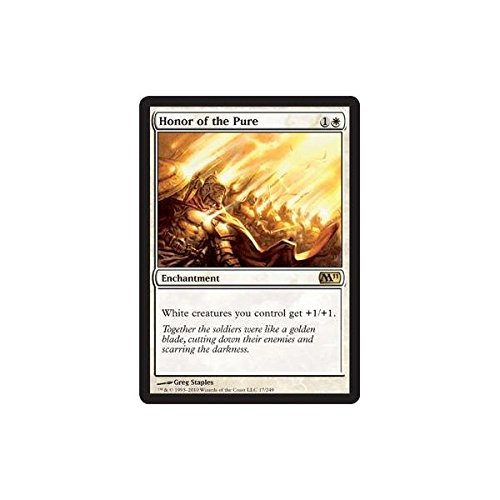 Magic Gathering Honor Pure 2011 product image