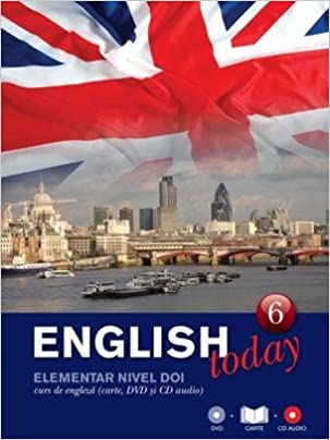 English today curs de engleza carte dvd si cd audio volumul 9.