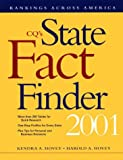 State Fact Finder 2001 9781568026091