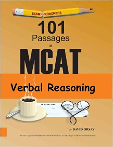 Examkrackers 101 Passages in MCAT Verbal Reasoning: David