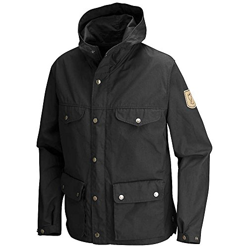 Fjallraven Women's Greenland Jacket, Black, Medium