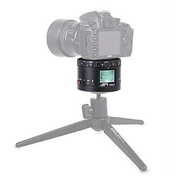 JUYUAN Montaje Superior de cámara de LCD con retraso de 360 Grados ...