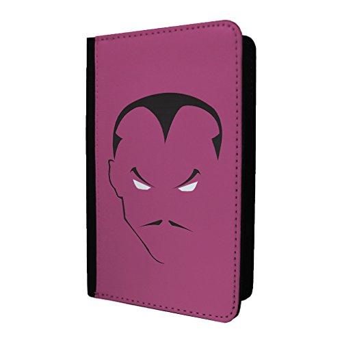 DC Superheld Comic Minimal Passport Halter Tasche Cover–Sinestro–s-g1083 ItccDKR
