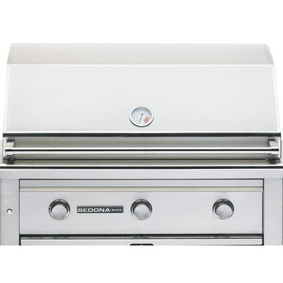 Lynx L600PS Sedona 36-Inch Built-In Propane Gas Grill with Pro Sear Burner by Lynx