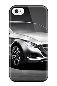 Cute Tpu 2010 Mercedes Benz F800 Style Concept Case Cover For Iphone 4/4s