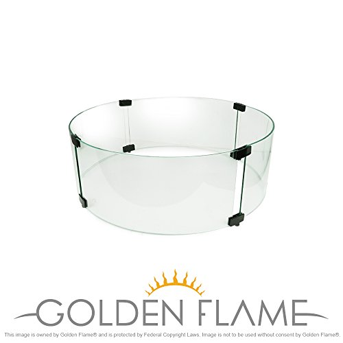 Flame Guard Round Resistant Tempered product image