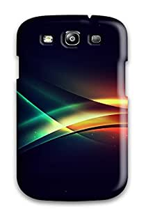 Top Quality Case Cover For Galaxy S3 Case With Nice K Texture Appearance