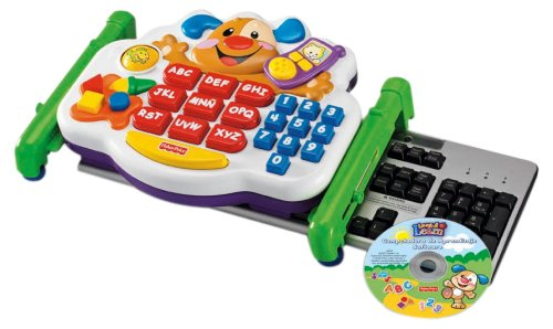- Fisher-Price Laugh, Smile and Learn Computer Learning System