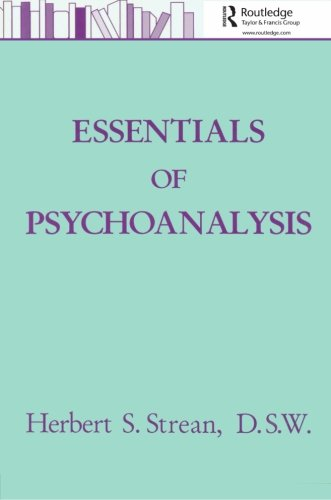 Essentials Of Psychoanalysis (Brunner/Mazel Basic Principles into Practice Series)