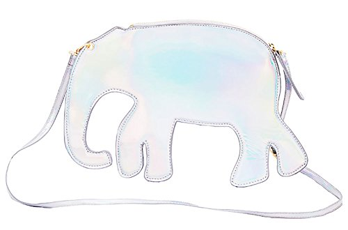 H&N Summer Fashion Hand Bag Various Cute Animal Shape Cross Body Shoulder Bag Special Evening Handbag Silver - Online Shipping Shopping Usa Free