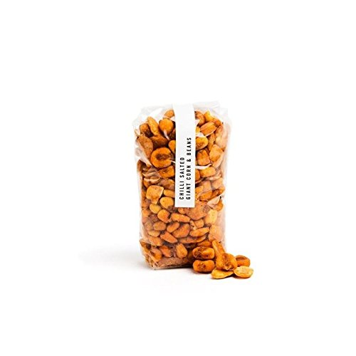 Daylesford Chilli Salted Giant Corn & Beans 150G (Pack of 2)