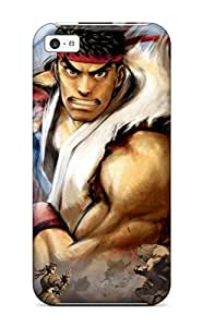 fenglinlinFrank J. Underwood's Shop New Style Awesome Defender Tpu Hard Case Cover For ipod touch 4- Ryu Ken And Chun Li