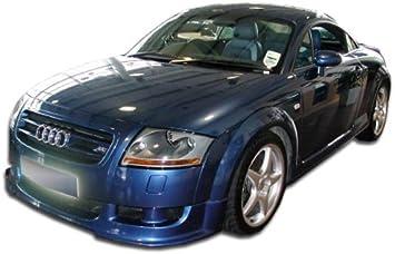 Extreme Dimensions Duraflex Replacement for 2000-2006 Audi TT 8N Regulator Front Bumper 1 Piece