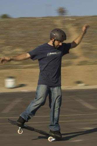 8+ Razor RipStik Air Pro Skateboard Mixte Enfant Bleu