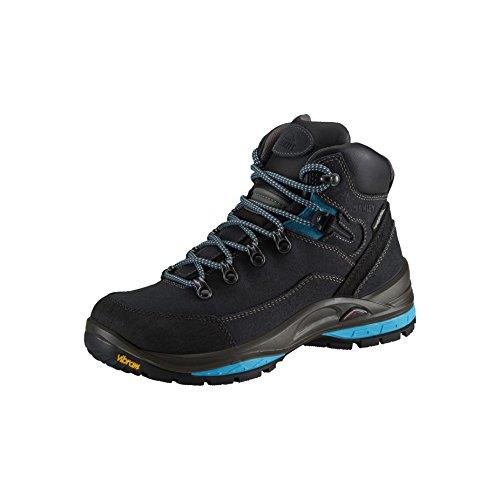 McKINLEY Damen Trekkingstiefel Manaslu AQX Trekking-& Wanderstiefel Blau (Navy Dark/ Turquoise 000)