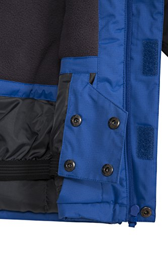 4b51e411a29 Mountain Warehouse Raptor Kids Snow Jacket - Winter Ski Coat Cobalt 11-12  Years
