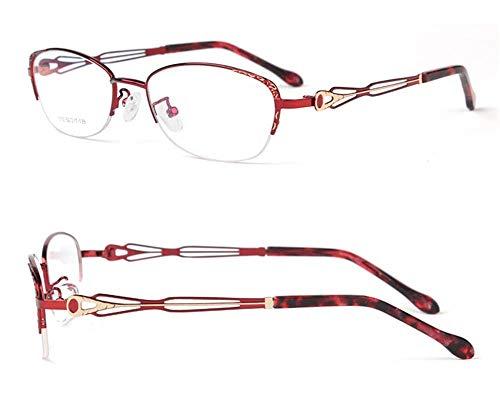 lunettes lumière à de lecture ray usage lunettes de et à vieilles vieillissantes double lointaine zoom Lunettes élégantes Lunettes intelligence Blu KOMNY automatique double B150 femme Degrees B150 proche lecture w6x1SqUYaE