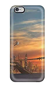 Premium [KOaLtKy5921tfOnG]vehicle Sci Fi Case For Iphone 6 Plus- Eco-friendly Packaging