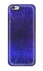 Hot Fashion PRWPHpe61lBLuv Design Case Cover For Iphone 6 Plus Protective Case (beautiful Space Animated)