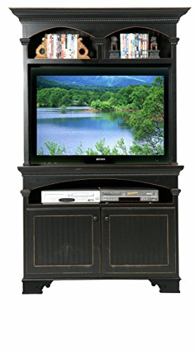Eagle Furniture Manufacturing American Premiere Entertainment Console & Hutch with 42