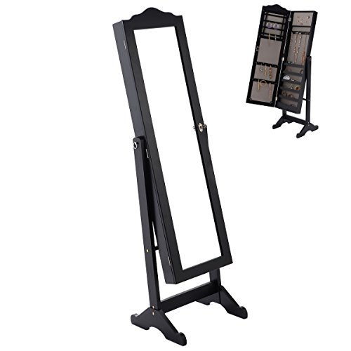 lockable-large-mirror-jewelry-cabinet-accessory-organizer-storage-armoire-stand
