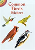 Common Birds Stickers (Dover Little Activity Books Stickers)