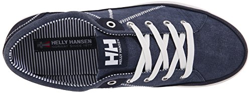 Helly Hansens Mens Latitud 92 Sneaker Marin / Off White / Ljusgrå