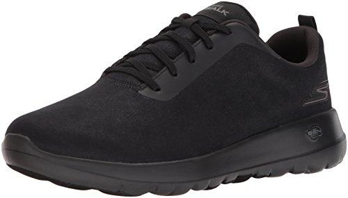 Skechers Performance Men's GO Walk Max Sneaker,Black/Blk,9 M US (Blk Mens Footwear)