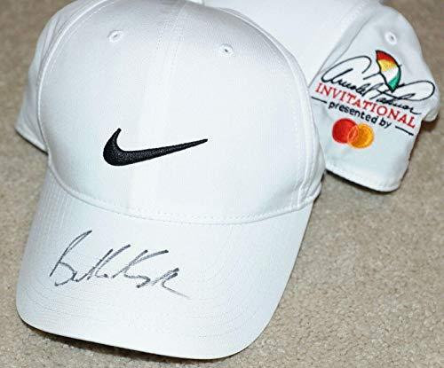 7519daa2f5c67 BROOKS KOEPKA Signed NIKE Golf ARNOLD PALMER - HAT -