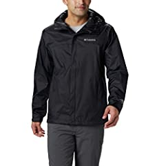 Columbia's rain jackets work around the clock to protect you from the outdoor elements. This Columbia Men's Watertight II Jacket is a rainy-day staple for its lightweight, waterproof and breathable design.  The details of this jacket are esse...