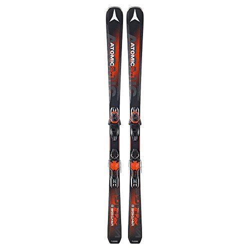 Atomic 2018 Vantage X 75 C Skis w/Lithium 10 Bin
