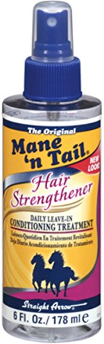 Mane N Tail Ingredients - Mane'n Tail Hair Strengthener, 6oz (Pack of 4)