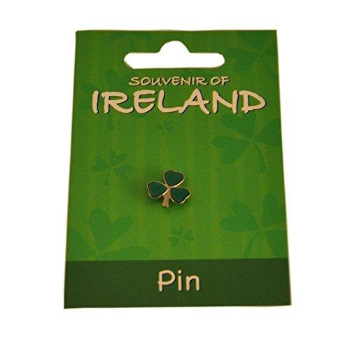 Irish Shopper Irish Shamrock Pin Lapel Badge Ireland