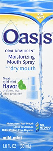 (Oasis Dry Mouth Spray 1 OZ 6 Pack)