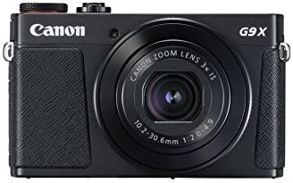 Canon PowerShot G9 X Mark II - Cámara compacta de 20.9 MP ...