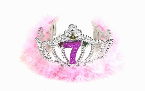 - Forum Novelties 7th Birthday Flashing Tiara