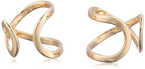 Sterling Silver Open Infinity Ear Cuffs