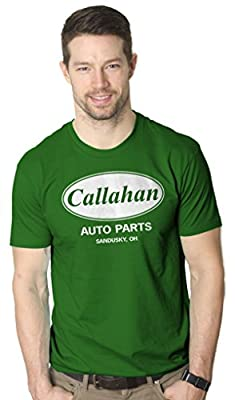 Callahan Auto Parts T Shirt Funny Tommy Boy Movie Tee