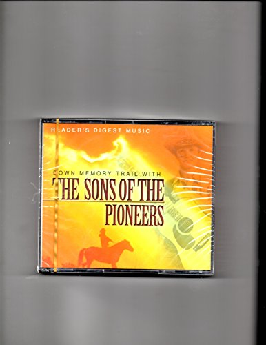 - SONS OF THE PIONEERS - Down Memory Trail READER'S DIGEST on four Compact Discs