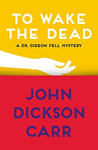 book cover of To Wake the Dead